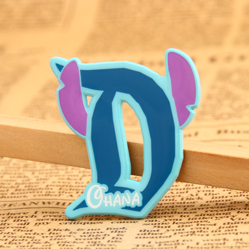 Custom Disney Ohana Pins