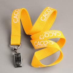 CACO Single Custom Lanyards
