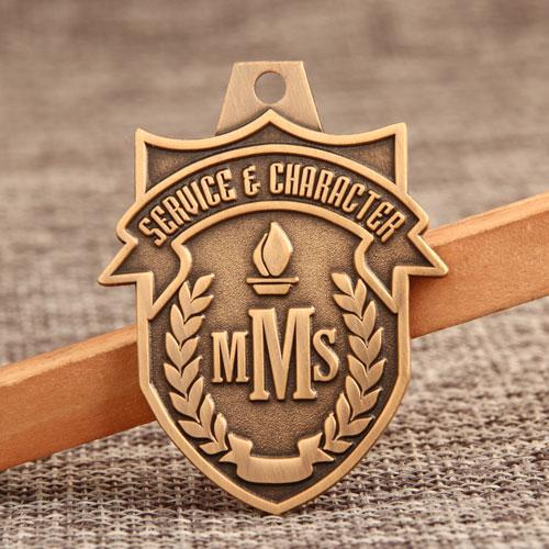 MMS Cheap Medals