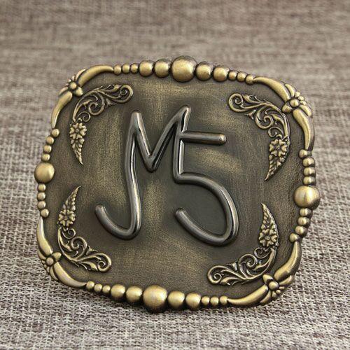 J5 Funny Belt Buckles