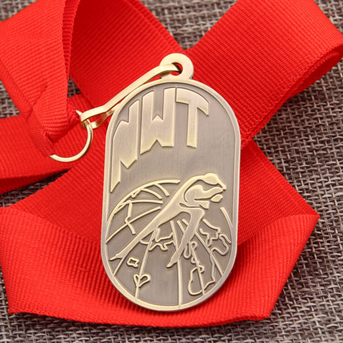 NWT Custom Made Medals