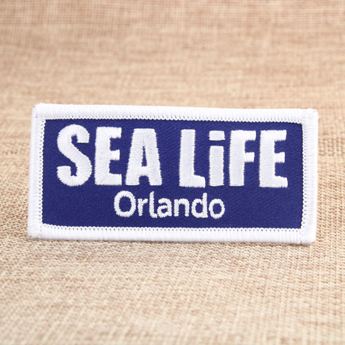 Sea Life Custom Made Patches