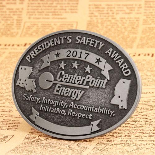 CenterPoint Belt Buckles