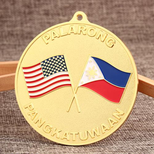 Friendship Custom Made Medals