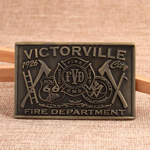 VICTORVILLE Belt Buckles