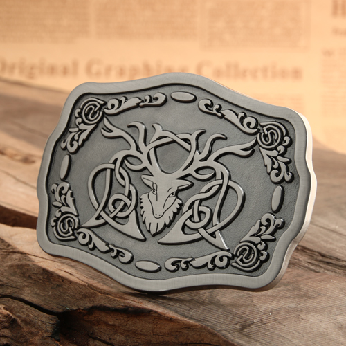 Elk Custom Belt Buckles