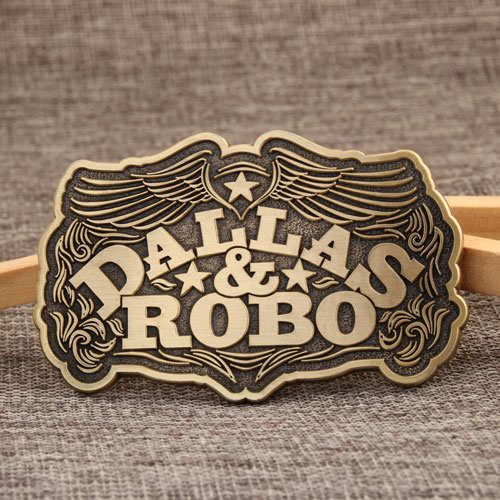 Dallas Robo Amazing Belt Buckles