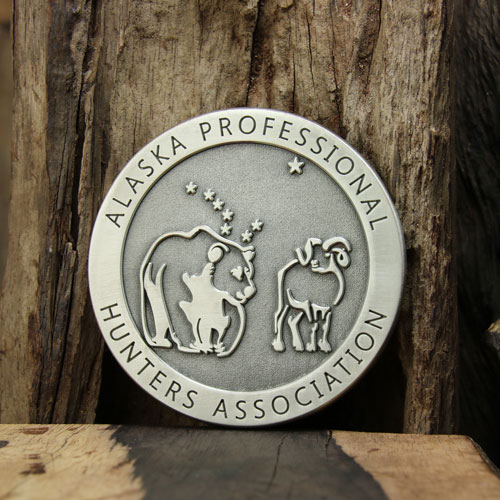Hunters Association Belt Buckles