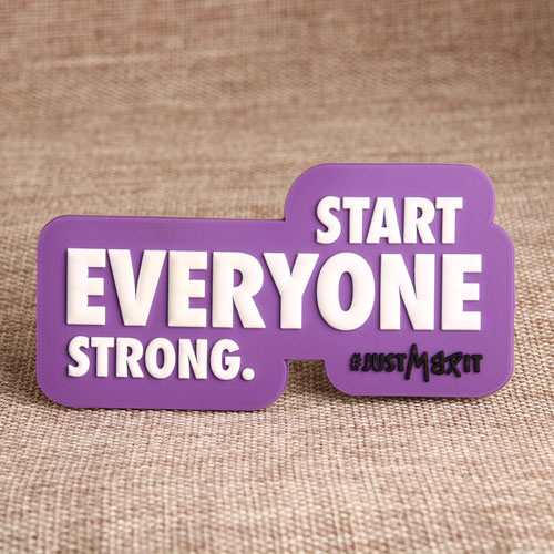 Everyone Strong PVC Magnet