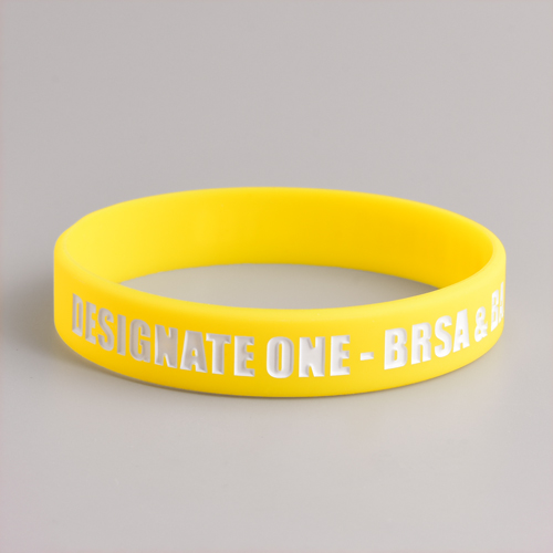 DESIGNATE ONE Colored Wristbands