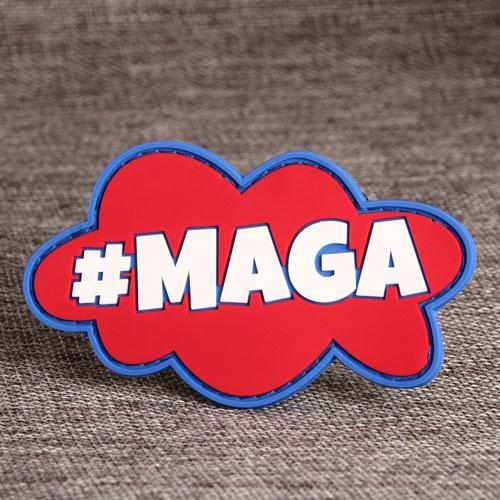 MAGA 2D PVC Patches