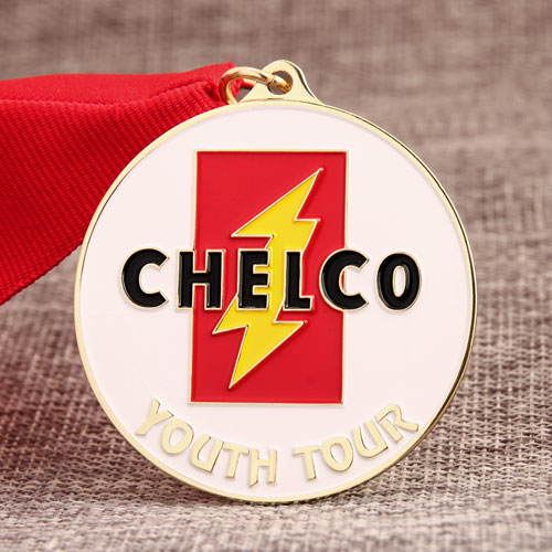 CHELCO Youth Tour Award Medals