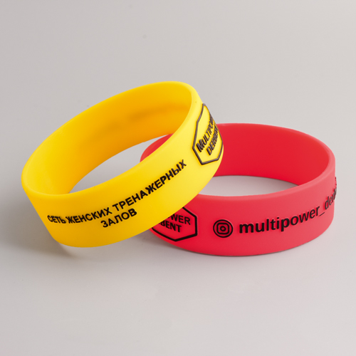 Multipower Custom Wristbands