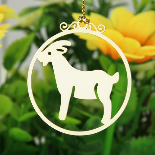 Deer Personalized Ornaments