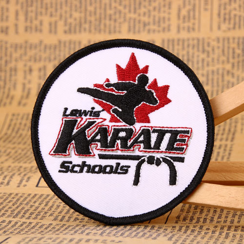Karate Cheap Patches