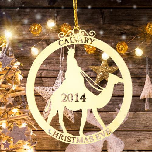 Calvary Christmas Ornaments