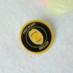 Police Custom Printed Pins