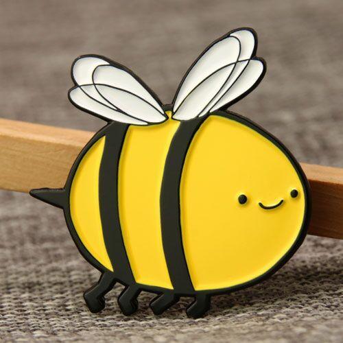 Bee Soft Enamel Pins