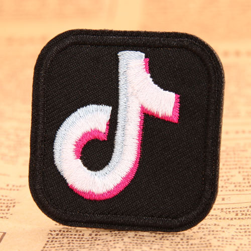 Tik Tok Custom Patches