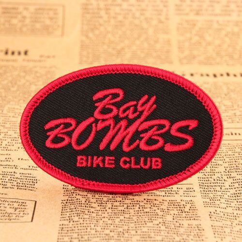 Bike Club Custom Patches