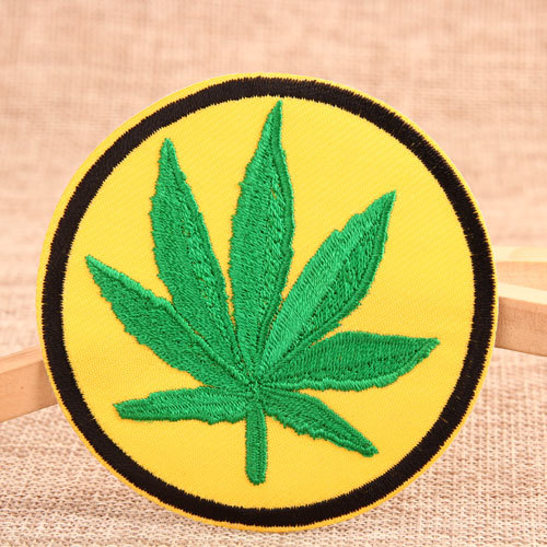 Leaf Custom Patches